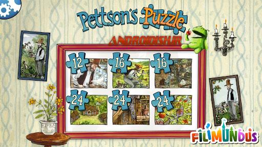 دانلود بازی پازل اندروید Pettson's Jigsaw Puzzle 2.01