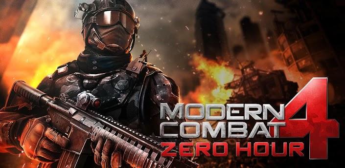 دانلود ورژن جدید بازی  Modern Combat : zero hour