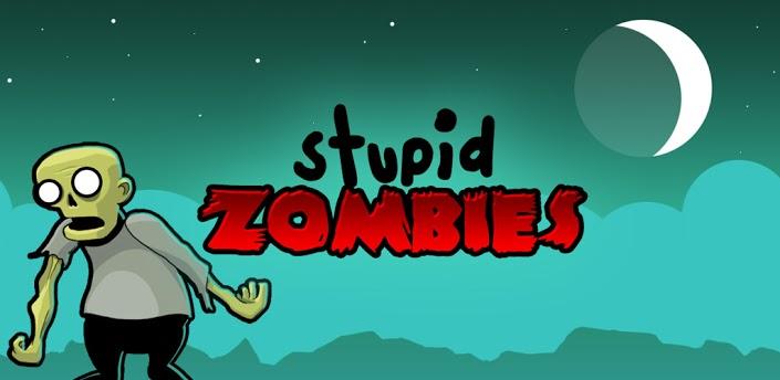 بازی زامبی های احمق Stupid zombies v1.8.1